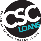 Colonial Second Charge Loans logo